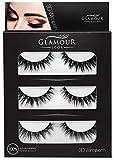 GlamourLook künstliche Wimpern Paar falsche