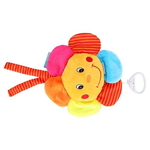 SALUTUYA Cochecito Infantil Saludable Juguete Colgante Juguete Colgante Ideal para Colgar en la Cama Infantil