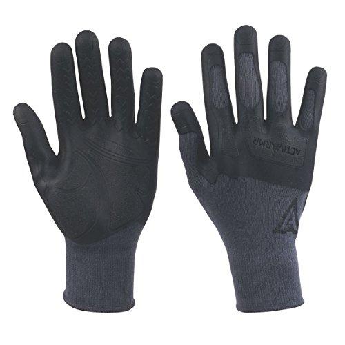 Ansell activarmr MadGrip 97–310R Handschuhe grau groß