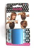 LinziClip MIDI The Ultimate Claw Clip Matt Blue/Clear Wings
