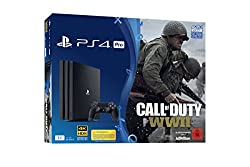 PlayStation 4 Pro - Console (1TB) incl. Call of Duty: WWII