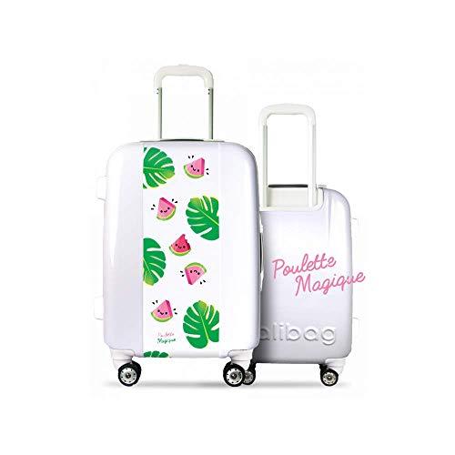 Valise CALIBAG (Format Cabine) Happy Watermelon par...