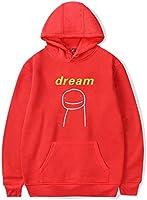 WAWNI Dreamwastaken Dream Smile Merch Hoodie Sweatshirt Heren/Vrouwen Harajuku Kleding Plus Size XXS-4XL