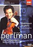 Beethoven/Brahms: Violin Concerto (DVD)