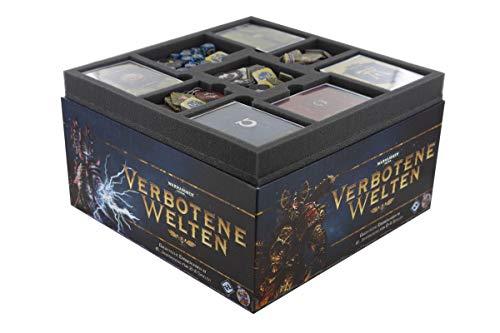 Feldherr Schaumstoff-Set kompatibel mit Warhammer 40000: Verbotene Welten
