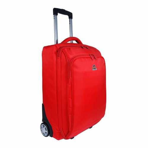 Outdoor Gear Trolley, Outdoor Gear Laptop Wheeled Cabin Bag, Rosso - rosso, 1530RD