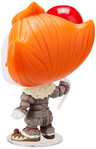 IT Figura Vinilo Chapter 2 - Pennywise with Balloon 780 Unisex ¡Funko Pop!, , 2