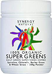 Provides a wide spectrum of highly bioavailable whole food nutrients Absorbed more effectively than those found in synthetic formulations Contribute to your 5 plus daily servings of vegetables in a convenient and affordable way Help cleanse and detox...