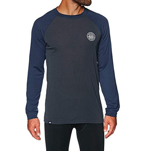 Mons Royale Icon T-Shirt pour Homme M Argile