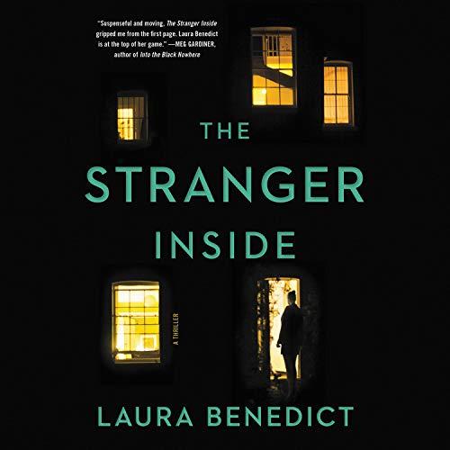 The Stranger Inside  By  cover art