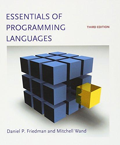 Essentials of Programming Languages (The MIT Press)