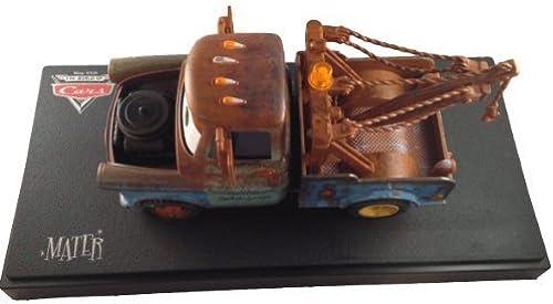 cómodo Cars Disney Pixar Cars Mater Collectible 1 24 24 24 Die-Cast by Disney  hasta 60% de descuento