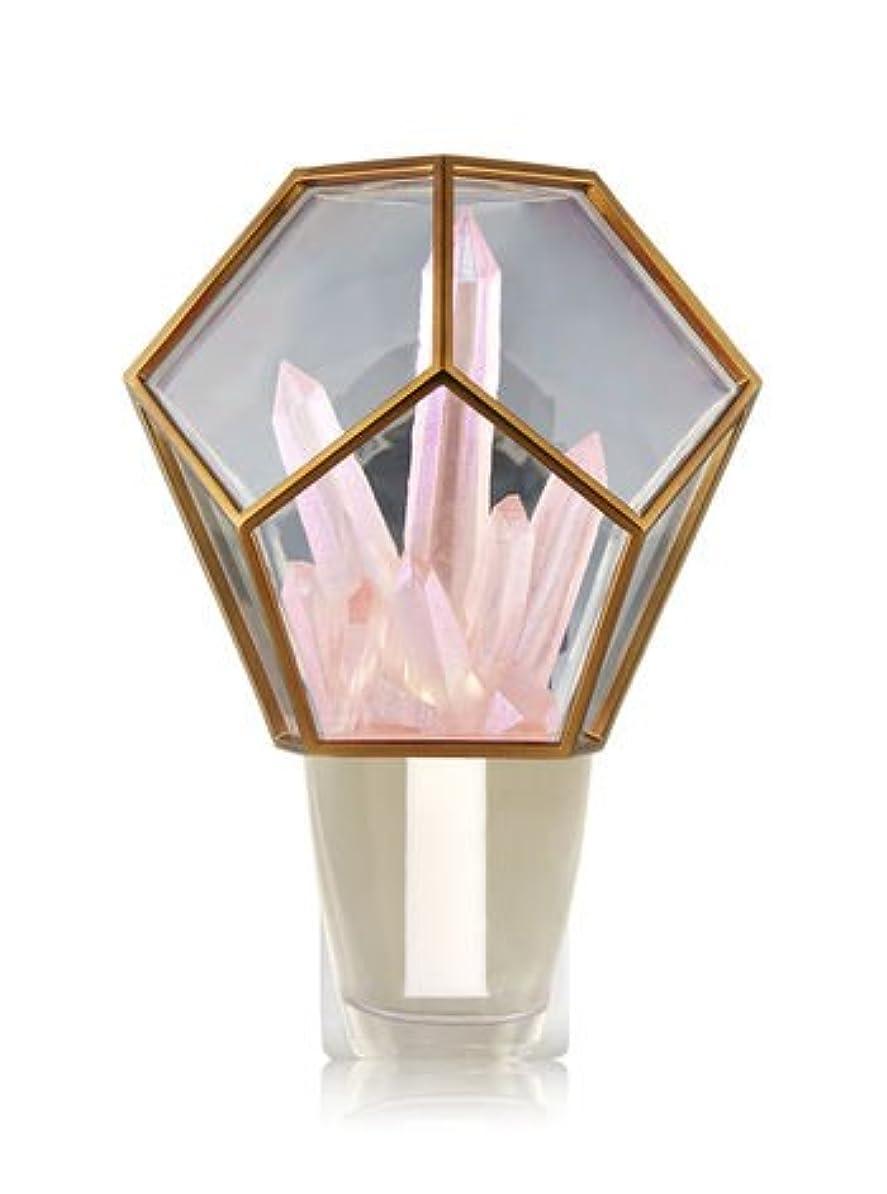 アクセシブルより歌詞【Bath&Body Works/バス&ボディワークス】 ルームフレグランス プラグインスターター (本体のみ) クリスタルテラリウムナイトライト Wallflowers Fragrance Crystal Terrarium Night Light [並行輸入品]