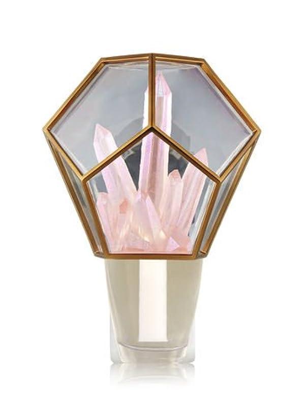 仮定する船が欲しい【Bath&Body Works/バス&ボディワークス】 ルームフレグランス プラグインスターター (本体のみ) クリスタルテラリウムナイトライト Wallflowers Fragrance Crystal Terrarium Night Light [並行輸入品]