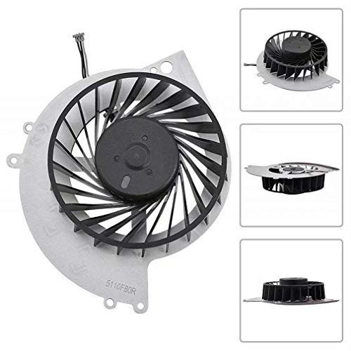 High Performance DC 12V Internal Cooling Fan For PS4 CUH-1001A 500GB KSB0912HE Replacement Part