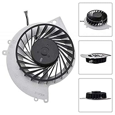 High Performance KSB0912HE Internal Cooling Fan for SONY PS4 CUH-1001A 500GB Replacement