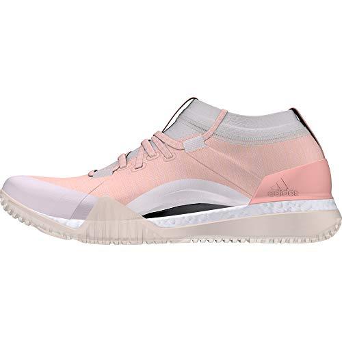 adidas Damen PureBooat X Trainer 3.0 Fitnessschuhe, Weiß (Blanub/Narcla/Mencla 000), 39 1/3 EU