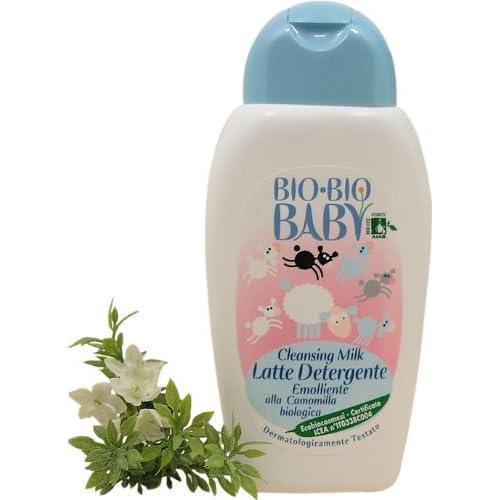 PILOGEN BIO BIO BABY LATTE DETERGENTE EMOLLIENTE 250 ml