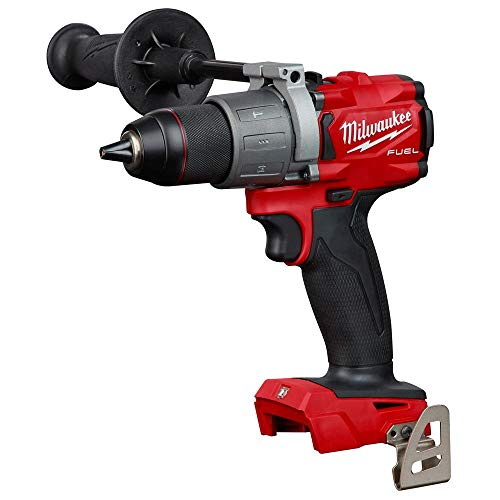 MILWAUKEE'S 2804-20 M18 FUEL 1/2 in. Hammer Drill (Tool Only) Tool-Peak Torque = 1,200