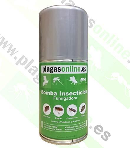 PLAGAS ONLINE Bomba Insecticida Fumigadora 250ml