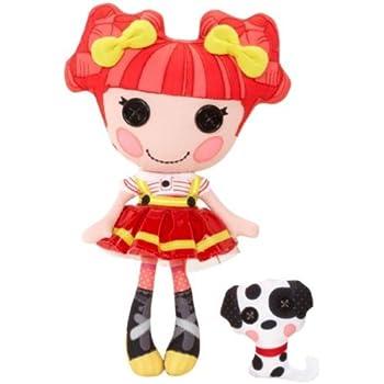 Lalaloopsy Soft Doll - Ember Flicker Flame