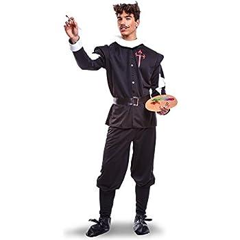 Disfraz de Velázquez para hombre: Amazon.es: Juguetes y juegos