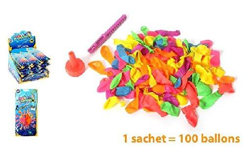 MGM - Sachet 100 bombes à eaux
