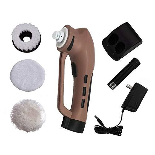 Zapato eléctrico Clean Pulisher portátil de mano cepillo automático de limpieza de...