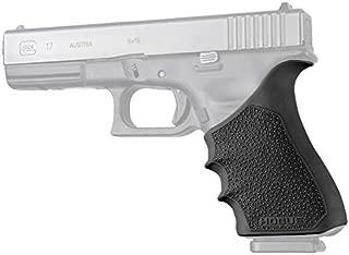 Hogue, Handall Sleeve Grip, Beavertail, Glock 17/G17L/G22/G35//G34//G31/G37 Gen 3-4, Black