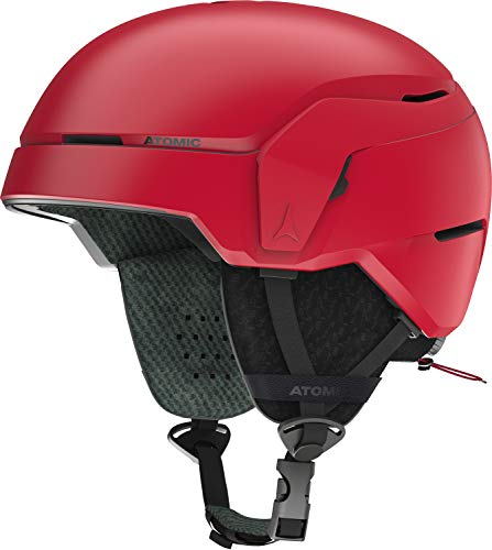 Atomic, Kinder-Skihelm, Count JR, S (51-55 cm), Rot, AN5005954S