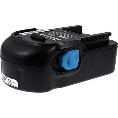 Powery Batería para AEG Sierra de Calar BST 18X