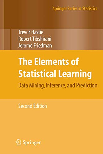The Elements of Statistical Learning: Data Mining, Inference, and Prediction, Second Edition (Springer Series in Statistics)の詳細を見る