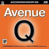 Sing The Broadway Musical AVENUE Q (Accompaniment 2-CD Set)