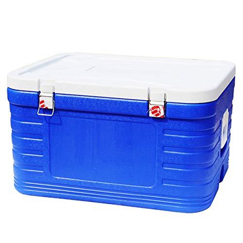 ZXYWW Outdoor-Kühler Inkubator Box Kühlschrank, 13L Isolierte Hartschalen-Kühlbox Kapazität, 5-Tage-Eisretention für Camping, Angeln, Berufung