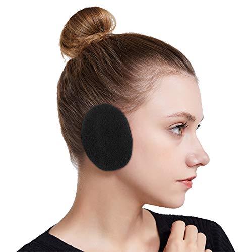 Metog Bandless Ear Warmers/Earmuffs for Men amp Women Fleece Winter Outdoor