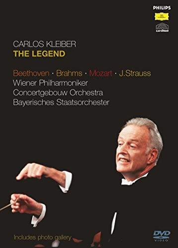 Carlos Kleiber - Die Legende [Reino Unido] [DVD]