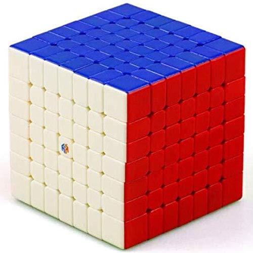 YuXin Hays 7x7 M stickerless Speed Cube Hays Magnetic 7x7x7 Cube