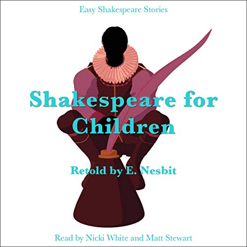 Shakespeare for Children Retold by E. Nesbit cover art