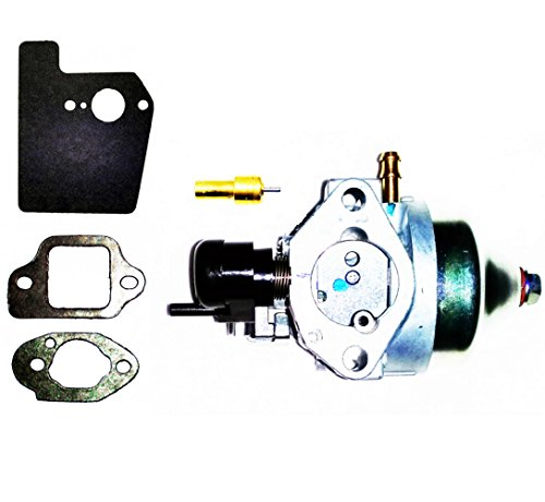 Honda Genuine OEM Harmony II HRR216 (HRR2166VKA) Walk-Behind Lawn Mower Engines Carburetor Assembly with GASKETS (Engine Serial Numbers GJAPA-1000001 to GJAPA-1064371)