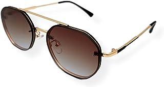 Farben Full Rim Aviator Frame Sunglasses 2243-C8