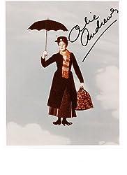 Julie Andrews Celebrity Autograph
