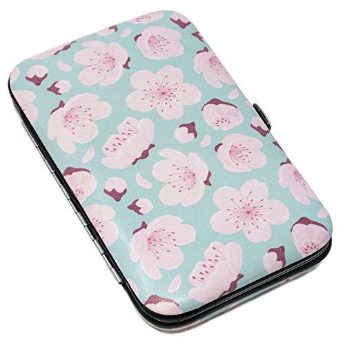Danielle Creations Cherry Blossom Maniküre-Set, 6-teilig, verschiedene Designs