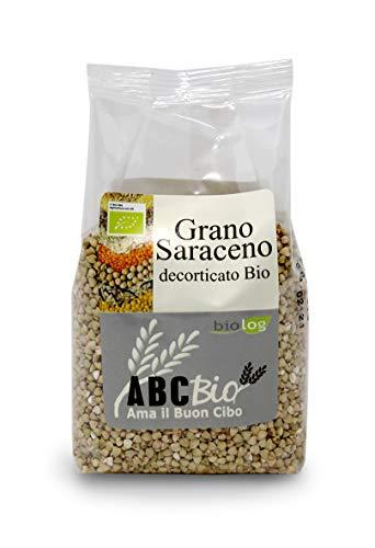 Carioni Food & Health Trigo sarraceno ecológico, alforfón pelado - 400 gr (Paquete de 6 Piezas)