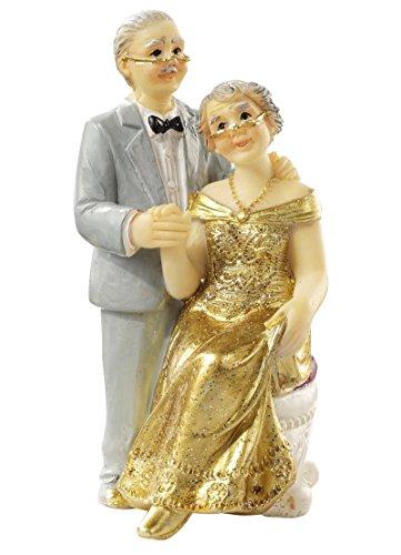 Hobbyfun Goldpaar, ca. 7,5cm