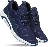 layasa Men's Air Series Mesh Casual,Walking,Running/Gymwear Shoes … (9, Blue)