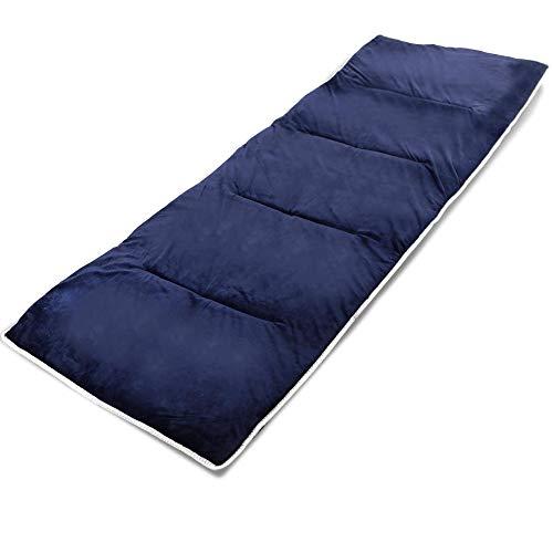 REDCAMP - Colchón XL para cama de camping, 190 x 75 cm, suave y cómodo, algodón grueso, color...
