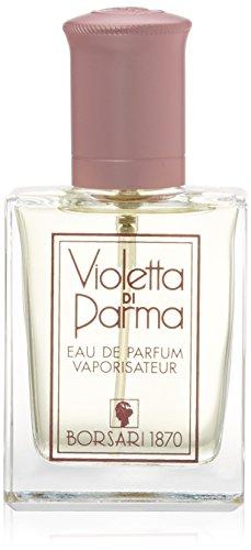 Borsari 1870 Violetta Di Parma Eau de Parfum, Donna, 50 ml