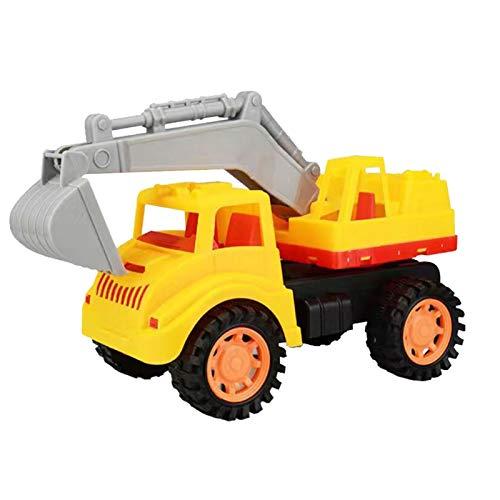Spielzeug Kinderspielzeug Strand Fahrzeug Engineering Fahrzeug Kinder Sommer Wasserspielzeug Strandspielzeug Beach Toy Cars Engineering Fahrzeuge Bagger Fahrzeuge Automodelle-Trägheit Zurück zum Auto