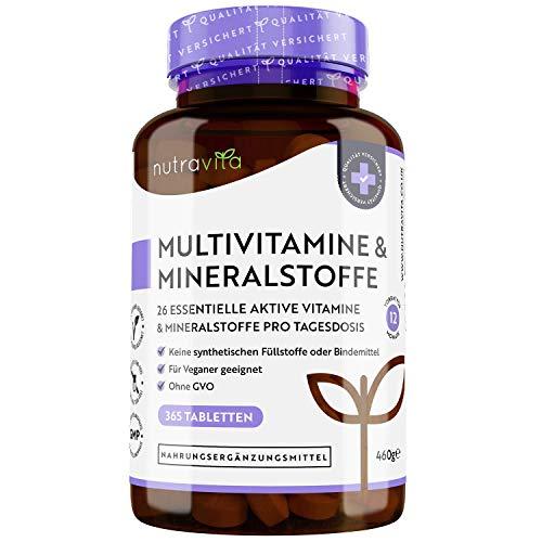 Nutravita -  Multivitamin &