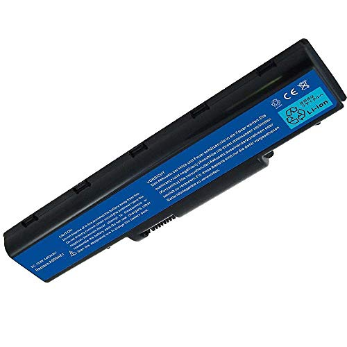 Toopower New Battery Replace for Gateway NV52 NV53 NV54 NV56 NV58 NV59, Packard Bell EasyNote TJ61 TJ62 TJ63 TJ64 TJ65 TJ66 TJ67 TJ71 AS09A31 AS09A41 AS09A56 AS09A61 AS09A71 AS09A73 AS09A75 AS09A90